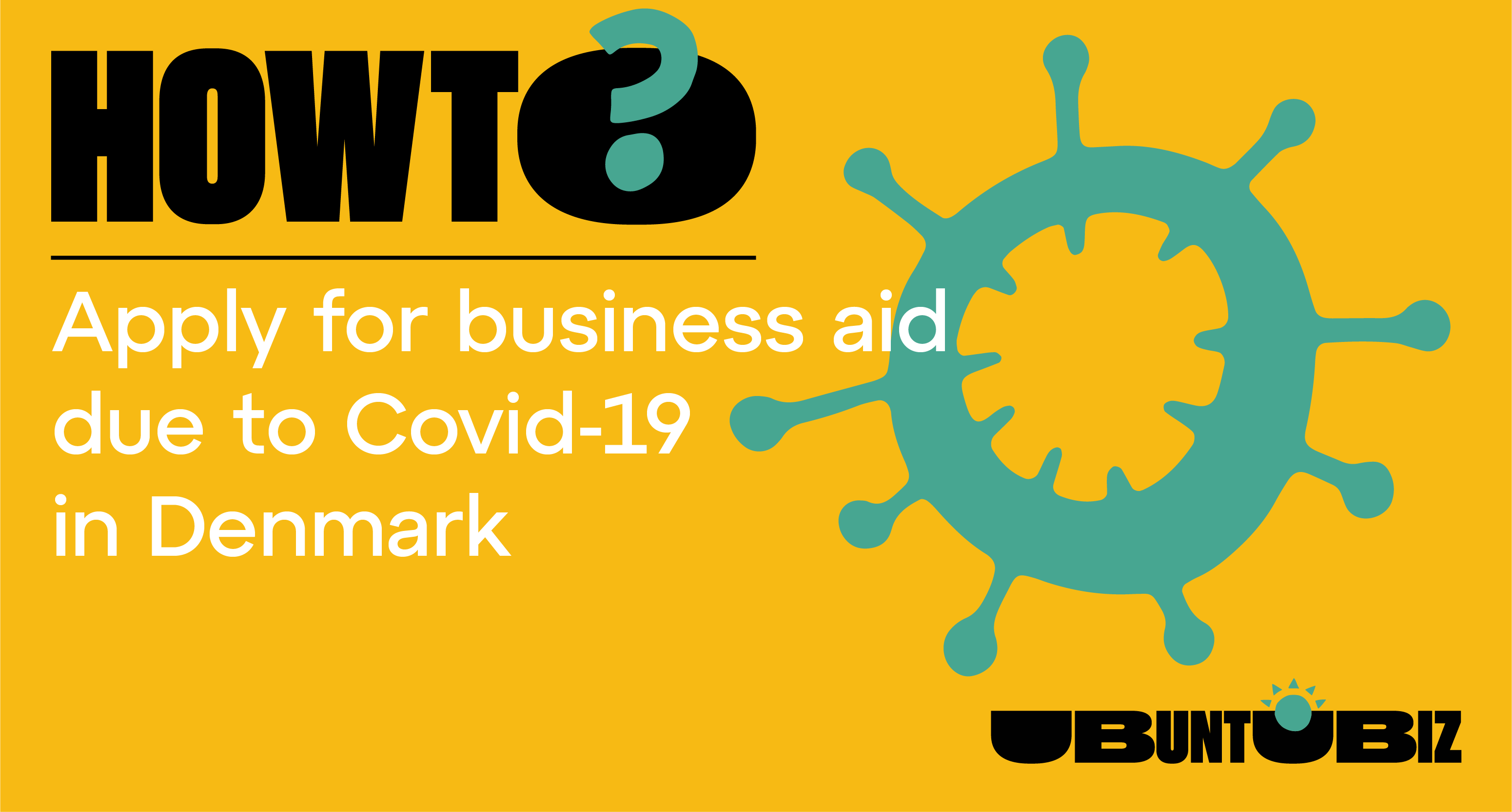 How To Apply For Business Aid Due To COVID-19 in Denmark